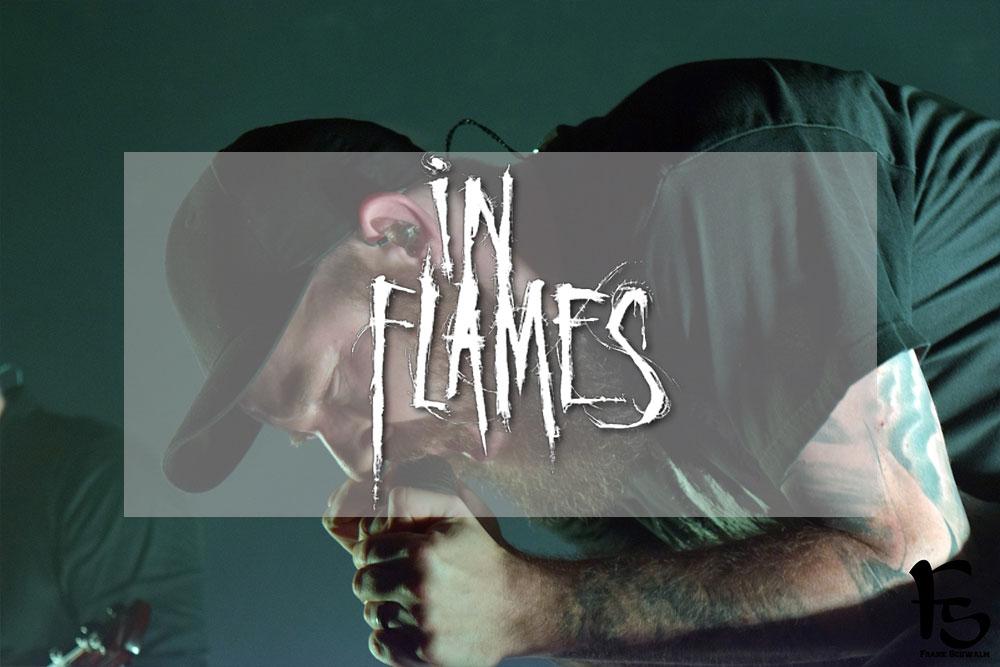 Frank Schwalm In Flames