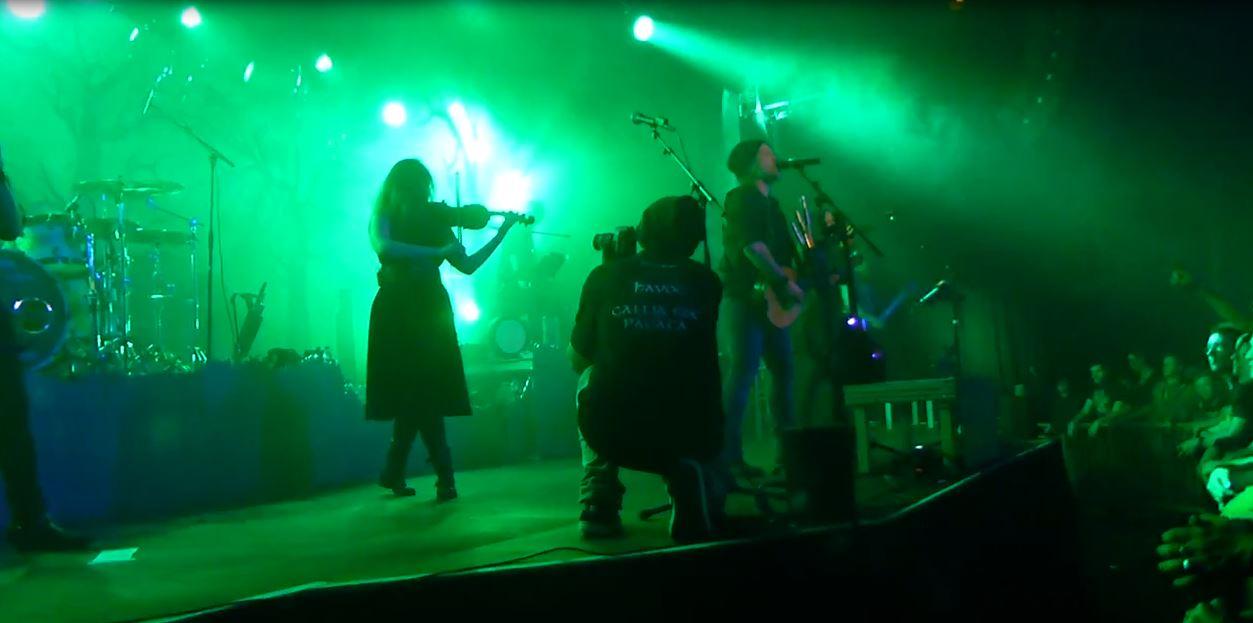 Frank Schwalm Stage Eluveitie
